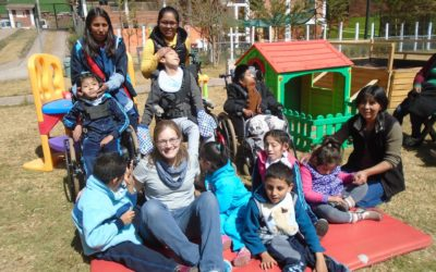 Volunteer Experience at Manos Unidas
