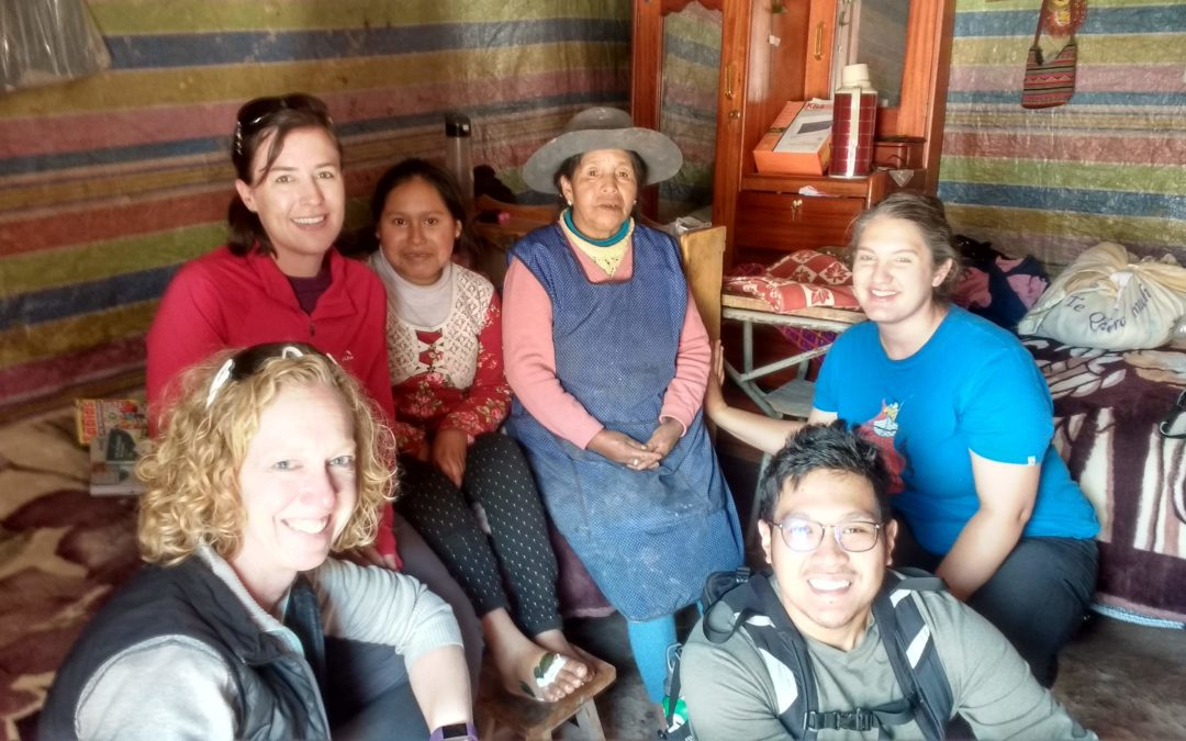 UW GROW Team in Peru