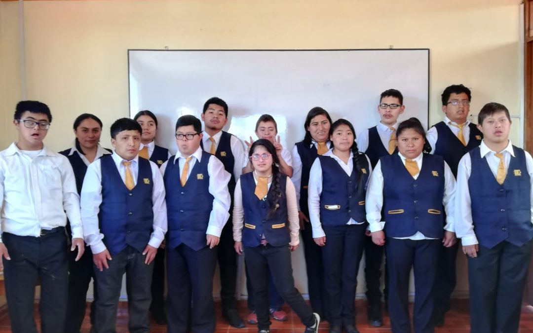 Vocational Training Program Merges with Inca Educa School